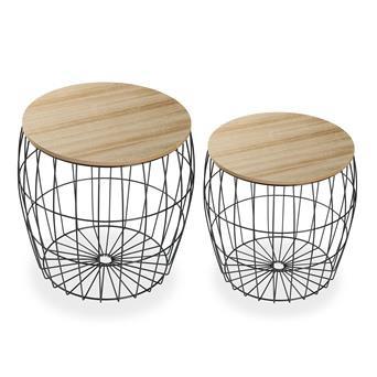 table corbeille brico M meubles Astaffort